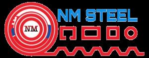Logo Nhật Minh Steel - Công ty tôn thép Nhật Minh